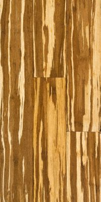 5/8&#034; x 3-3/4&#034; Tiger Strand Bamboo